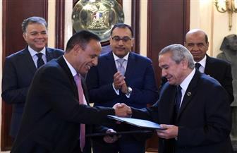 """""""2020"""" سكك حديد مصر تليق بالمصريين"""