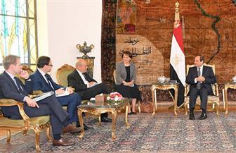 الرئيس السيسي يستقبل وزير خارجية فرنسا.. ويؤكد أهمية مواصلة التنسيق حول مختلف القضايا