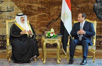 مصر والبحرين.. نقطة مضيئة في سماء العلاقات الثنائية على الصعيد العربي
