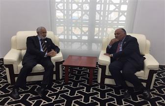 وزير الخارجية يلتقي نظيره الليبي بنواكشوط | صور