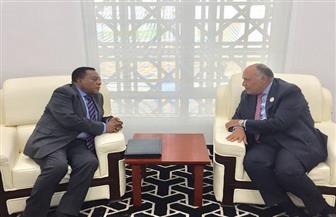 وزير الخارجية يبحث مع نظيره التنزاني العلاقات الثنائية بنواكشوط   صور