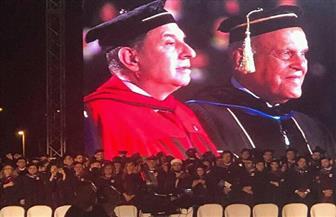 جامعة بيروت العربية تمنح الدكتور مجدي يعقوب الدكتوراه الفخرية تقديرا لإنجازاته | صور