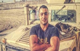 """والد الشهيد خالد مغربي: """"ربيت ابني على الوطنية والبطولة.. الحمد الله ربنا كرمني بيه"""""""