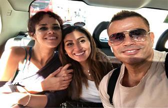 ابنة عمرو دياب تشعل السوشيال ميديا|فيديو