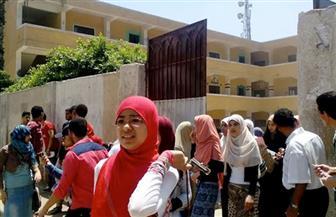 41 ألف طالب وطالبة يؤدون امتحان اللغة العربية والدين فى الثانوية العامة بالقليوبية