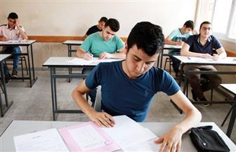 ارتياح بين طلاب الثانوية بالغربية من امتحان التفاضل والتكامل