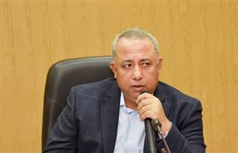 محافظ الشرقية يقيل رئيس مركز أولاد صقر