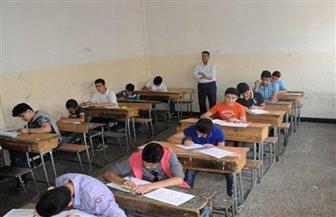 الهدوء يسود لجان امتحانات الثانوية العامة في بني سويف في اليوم الأول