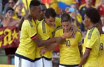 إصابة عضوين من المنتخب الكولومبي بفيروس كورونا