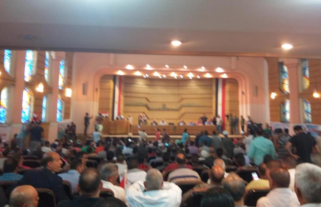اتحاد العمال يحتفل بـ30 يونيو.. والمراغي: علينا تحمل فاتورة الإصلاح ودعم الرئيس السيسي   صور -