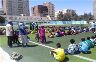 مراكز الشباب بمطروح تحتفل  بثورة 30 يونيو