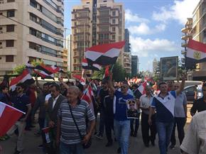 """""""الناصريين المستقلين المرابطين"""" في لبنان تشارك المصريين الاحتفال بـ30 يونيو: الجيش استرد البلاد من المتأسلمين"""