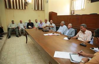 """""""زراعة كفر الشيخ"""" تعقد اجتماعا لمكافحة الآفات وتشغيل كارت الفلاح الذكي   صور"""