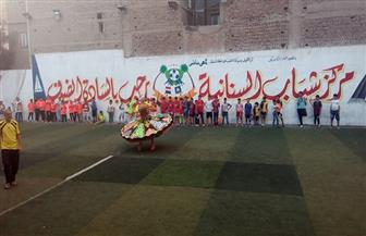 دمياط تحتفل بثورة 30 يونيو بأفلام وثائقية وفن تعبيري وأشعار وطنية | صور