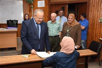 رصد 63 حالة غش بامتحانات جامعة القاهرة.. والخشت: لن نتهاون في تطبيق العقوبات | صور