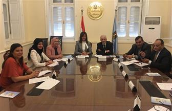 """طارق شوقي ونبيلة مكرم يطلقان """"مصر تستطيع بالتربية والتعليم"""" ديسمبر المقبل"""