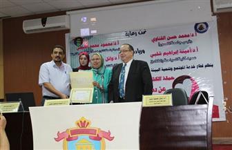 حملات توعوية للوقاية من سرطان الثدى تستضيفها كلية السياحة بجامعة المنصورة