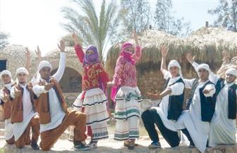 فرقة مطروح للفنون الشعبية على مسرح سور القاهرة الشمالي.. الليلة