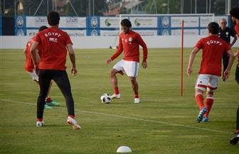 المنتخب الوطني يختتم تدريباته في إيطاليا استعدادا لودية بلجيكا | صور