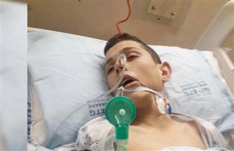 """الفتى الفلسطيني حسان التميمى يفقد بصره كليا فى غيابات """"سجون الاحتلال"""" الإسرائيلى"""