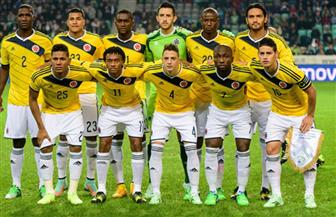 وصول منتخب كولومبيا لمدينة ساو باولو لمواجهة تشيلي بكوبا أمريكا