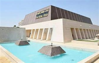 متحف سوهاج يستقبل مئات المواطنين عقب افتتاحه