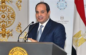 الرئيس السيسي: مصر ستكون في منطقة أخرى خلال عامين والإصلاح الإداري لن يكون على حساب أرزاق الناس