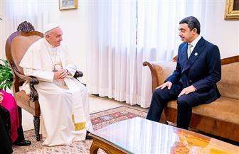 زيارة  وزير الخارجية الإماراتي لقيادات الفاتيكان تحمل رسالة تسامح وتعايش سلمي ونبذ التطرف والكراهية
