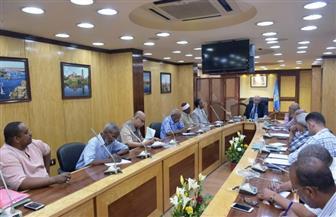 خلال اجتماعهم بالمحافظ.. قيادات النوبة تشكر الرئيس السيسى لاهتمامه بتحقيق مطالبهم| صور