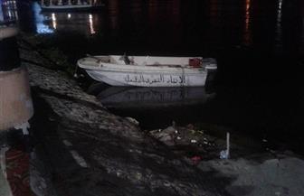 غرق طفل أثناء الاستحمام في النيل بالمنصورة