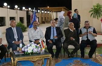 برلمان شباب السويس فى سهرة رمضانية مع المحافظ   صور