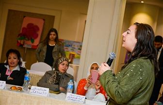 """فى اللقاء الختامى """"لمشروع مدن آمنة للفتيات"""".. المشاركات: عرفنا حقوقنا والفتيان أقلعوا عن التحرش"""