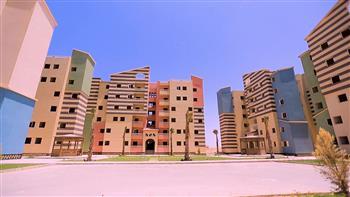 """""""الإسكان"""": جار إسناد تنفيذ 80 عمارة بمشروع """"سكن مصر"""" من إجمالى 300  بمدينة العلمين الجديدة"""