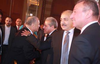 """هاني أبو ريدة: """"الأهلي"""" كيان جدير بالاحترام"""