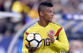فابرا يخرج من قائمة المنتخب الكولومبي لمونديال 2018