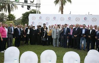 مستشفى معهد ناصر ينظم إفطارا جماعيا لـ٢٥٠٠ شخص | صور