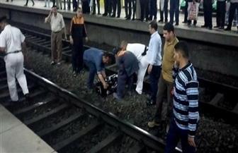 انتحار فتاة أسفل عجلات المترو بمحطة مارجرجس