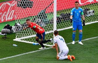 """""""النيران الصديقة"""" تمنح أسبانيا تقدم مبكر على روسيا بالمونديال"""