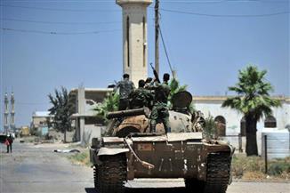التوصل لاتفاق مصالحة في محافظة درعا السورية وتسوية أوضاع المسلحين بموجب عفو عام