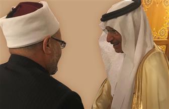 المفتي يبحث مع أمين منظمة التعاون الإسلامي تعزيز التعاون