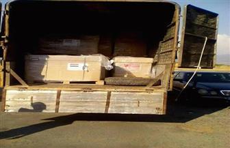وصول الجزء الثاني من المساعدات الطبية المصرية المقدمة لبوروندي لإنشاء مركز لحديثي الولادة| صور