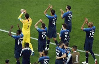 أومتيتى رجل مباراة فرنسا وبلجيكا فى كأس العالم