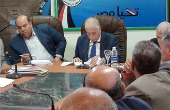 تعيين العشرة الأوائل بمدرسة أبو رديس الثانوية الصناعية بشركات البترول   صور
