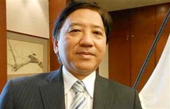 سفير اليابان بالقاهرة: الاستقرار الأمني والسياسي في مصر سبب تخفيف تحذيرات قدوم سياح بلادنا