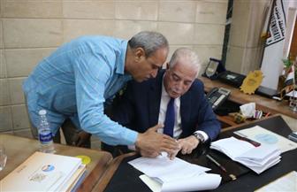 فودة يوقع ملحق اتفاق شراء 3 آلاف وحدة سكنية لأهالي جنوب سيناء