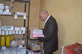 إحالة 31 من العاملين بوحدة صحية في المحلة الكبرى إلى النيابة   صور