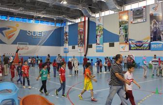 1473 طالبا يشاركون في تصفيات البطل الأوليمبي ببني سويف | صور