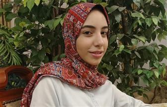 الأولى أدبي بالقاهرة: سألتحق بكلية الإعلام.. ولم أحدد عددا من الساعات للمذاكرة