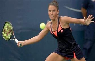 ساندرا سمير في نهائي منافسات الزوجي ببطولة ITF للتنس بإيطاليا