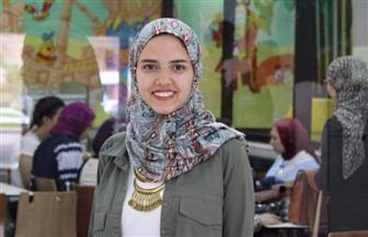 التاسعة أدبي بالقاهرة: سألتحق بكلية الألسن.. والبوكليت قضى على الغش في الامتحانات